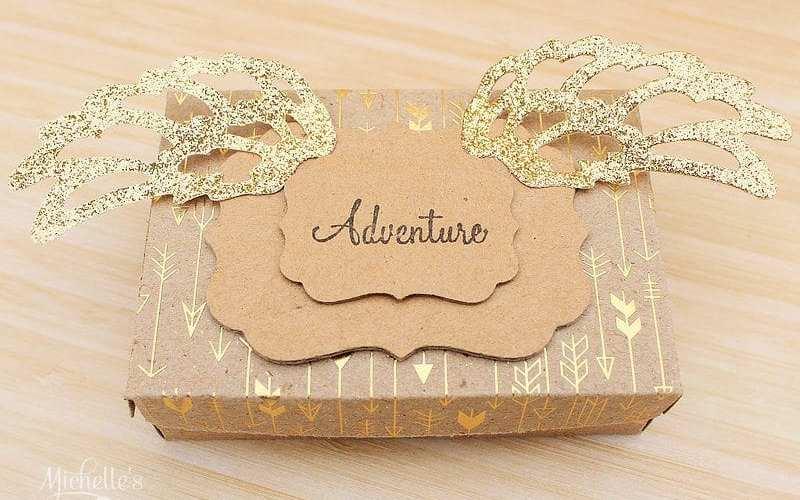 Adventure Gift Box – Sizzix Inspiration
