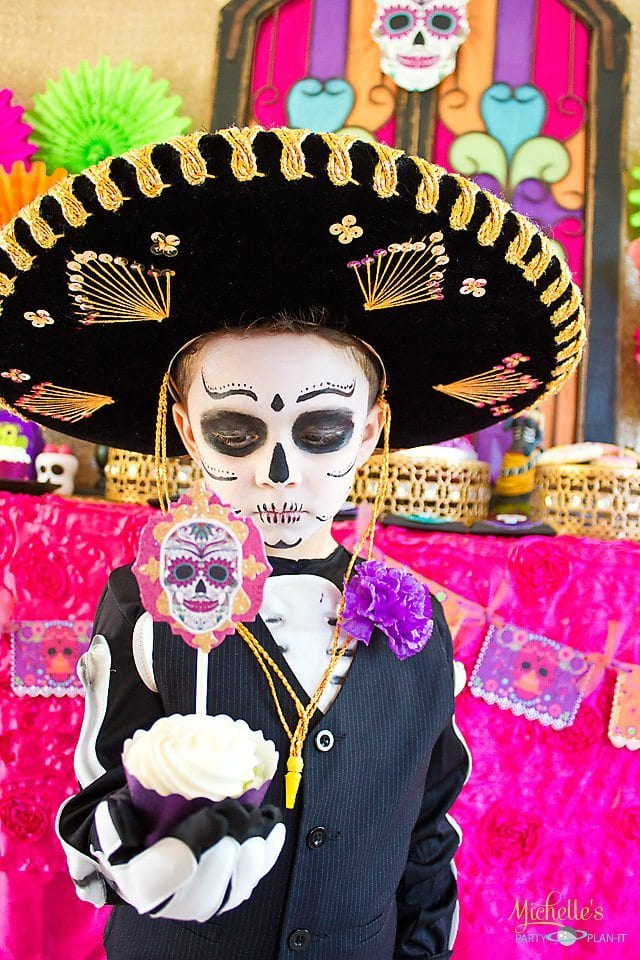 Day of the Dead Party Ideas and Sweets