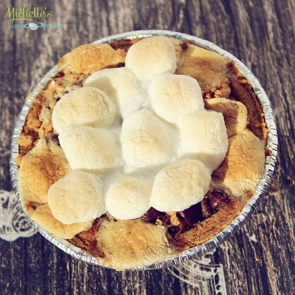 Recipe | Mini S'more Brownies