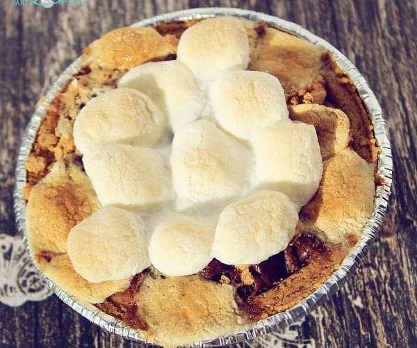 Recipe | Mini S'more Brownies