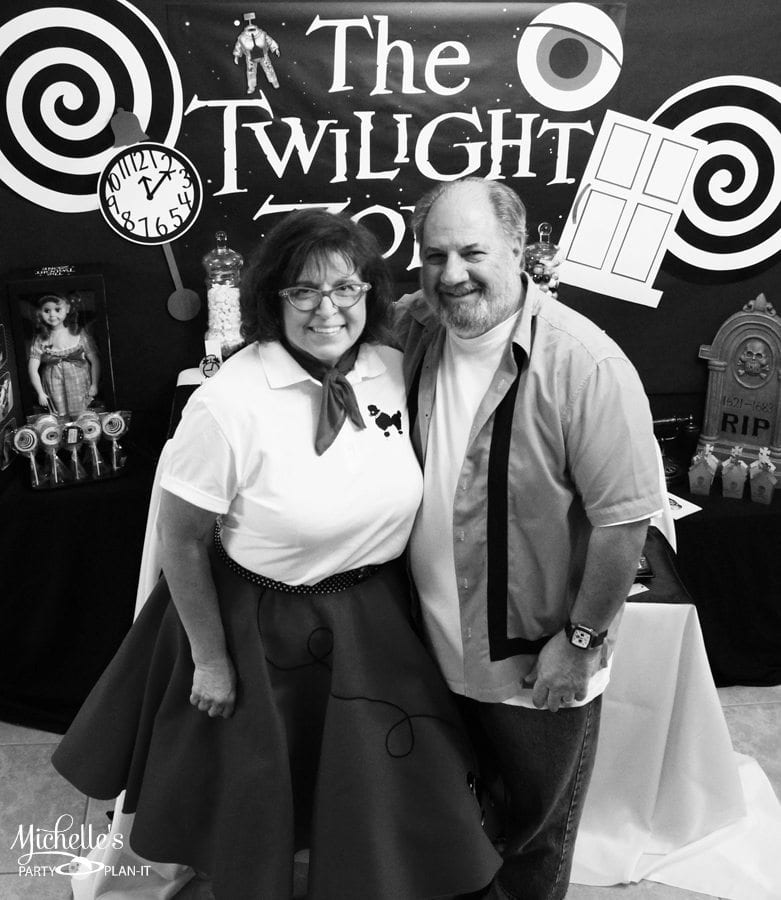 Next Stop The Twilight Zone Party Part 2 Michelle S