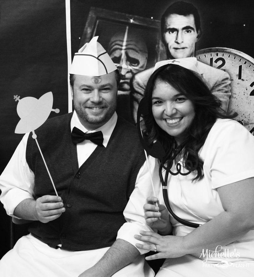 twilight zone party