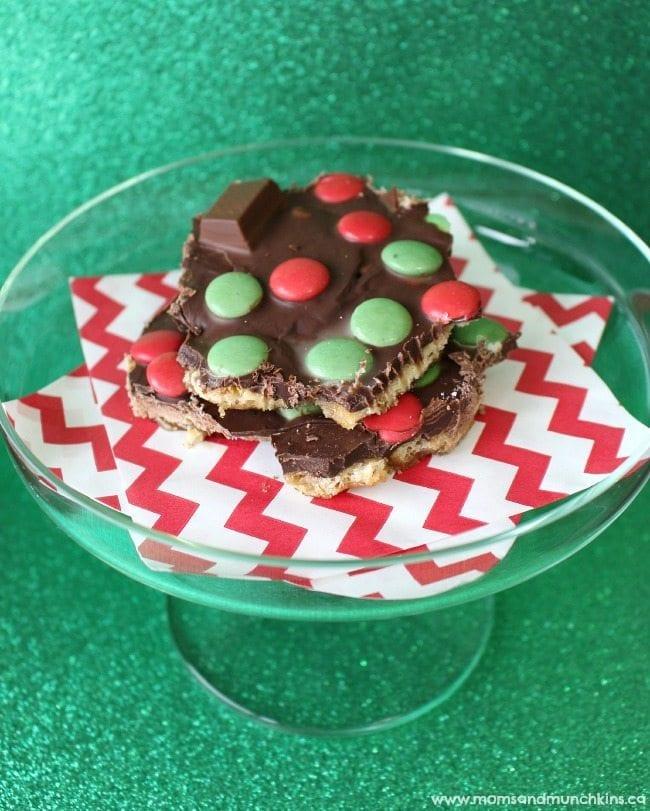 Candy Bar Caramel Crunch   Recipe