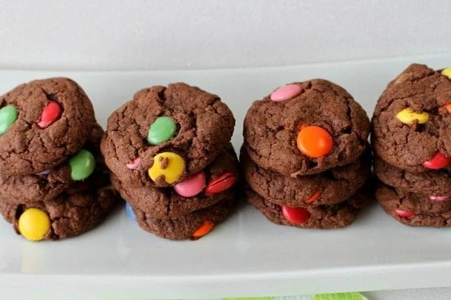 Easy Chewy Chocolate Pudding Cookies Recipe