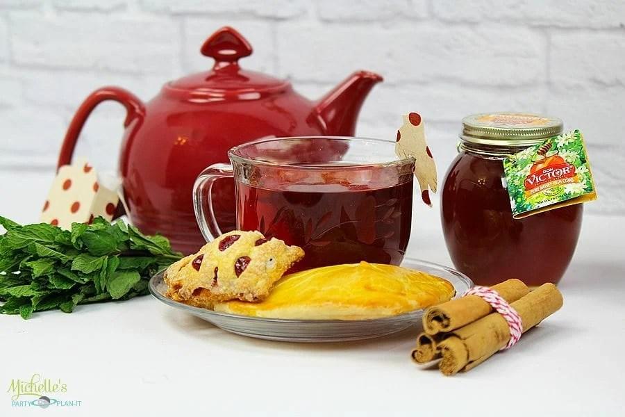 Canela Tea & Honey Gift Basket | Recipe and Free Printable