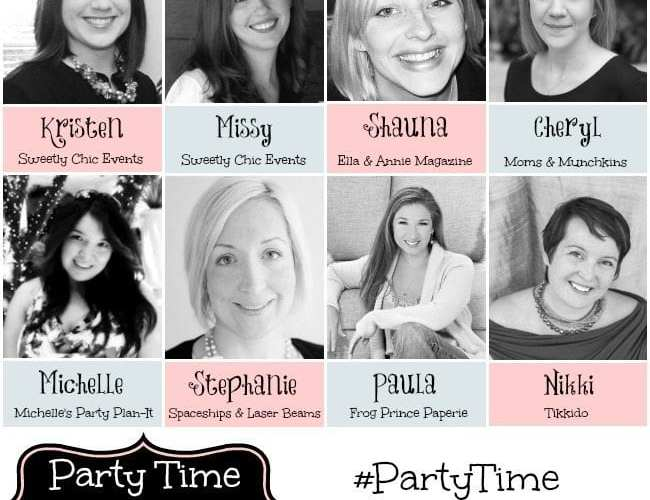 Party Time Linky #28