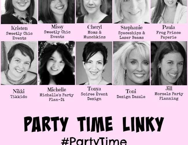 Party time linky 02 2015