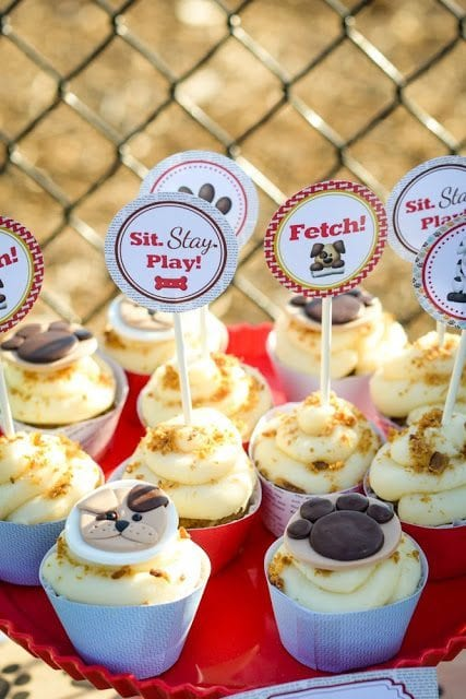 Pupcakes- Meatloaf Cupcakes for Furry Friends