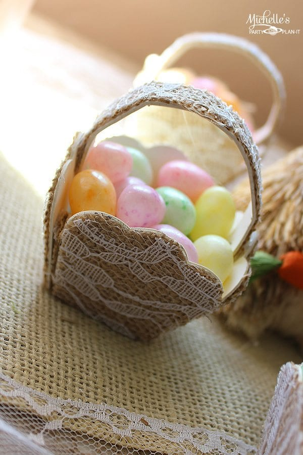 Easter Candy Basket Sizzix Tutorial Michelle S Party