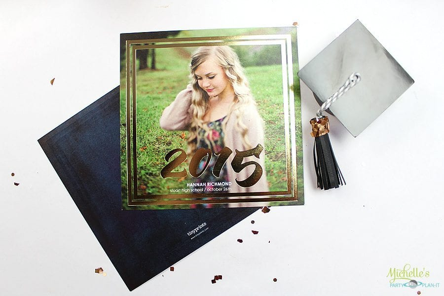 Tiny Prints Graduation Announcements