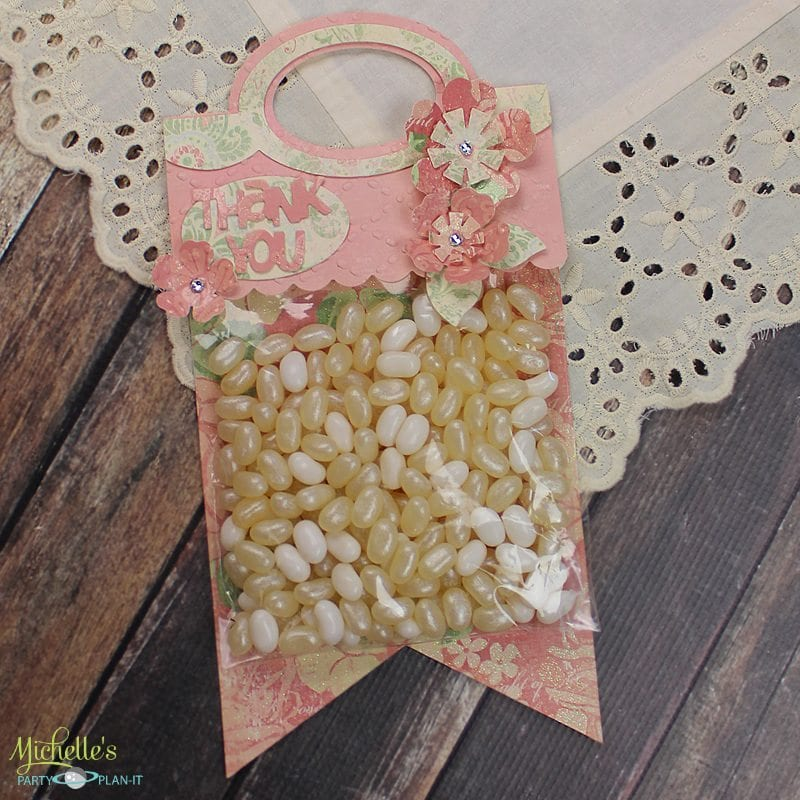 Pennant Treat Bag Toppers