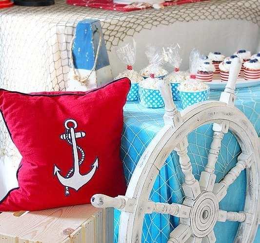 Nautical Party Ideas   Summer Celebrations