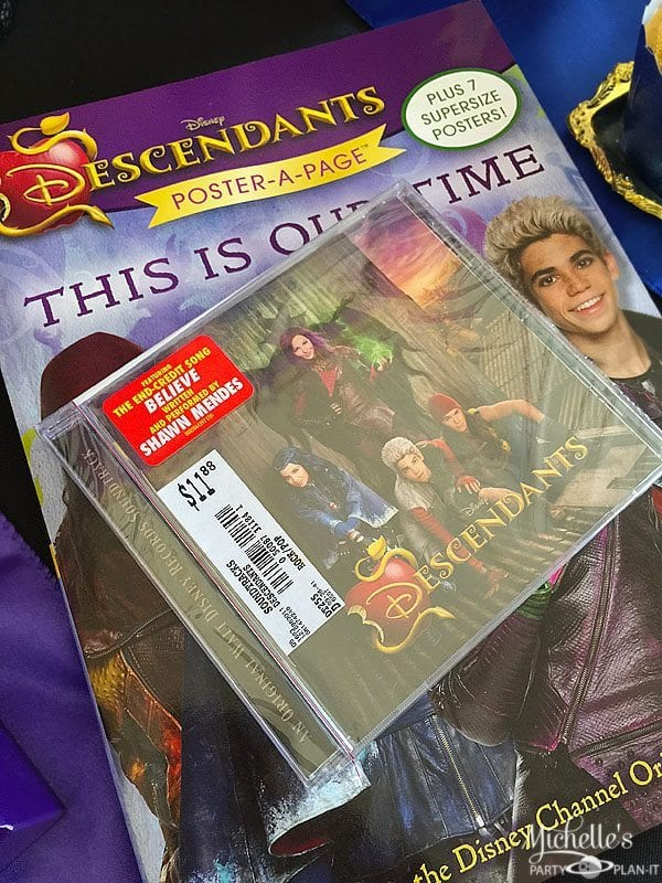 Descendants Official Movie Soundtrack