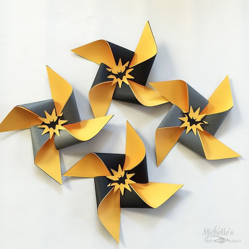 DIY Super Hero Ninja Stars | Party Ideas