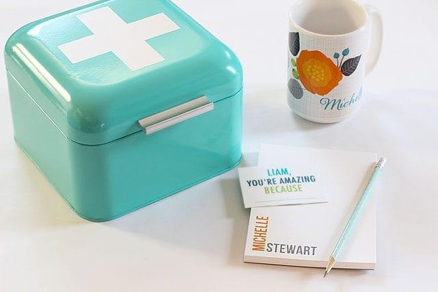 Back To School Survival Kit | Tiny Prints