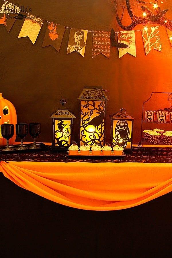 Pumpkin Hallow Halloween Party