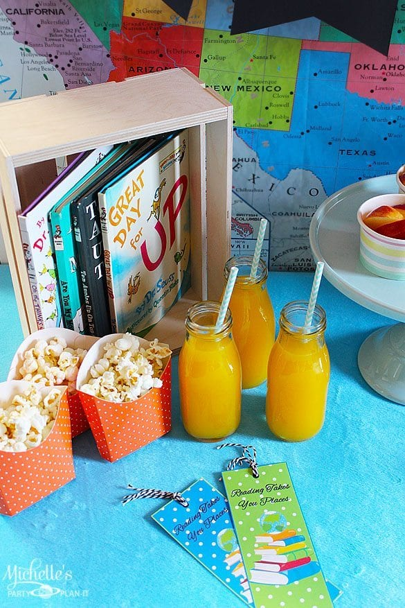 reading-snack-table