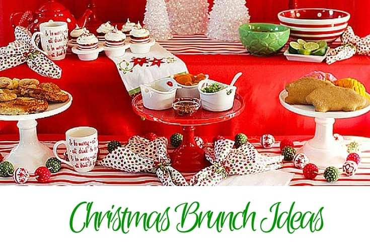 Christmas Morning Joy with Glade | Christmas Brunch Ideas