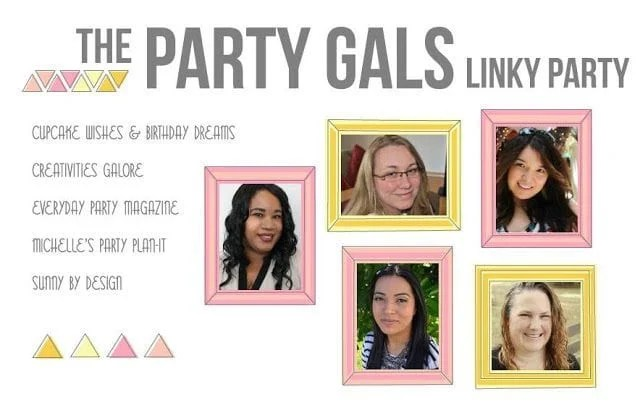 Harvest Party Ideas | Party Gals Linky Party 11