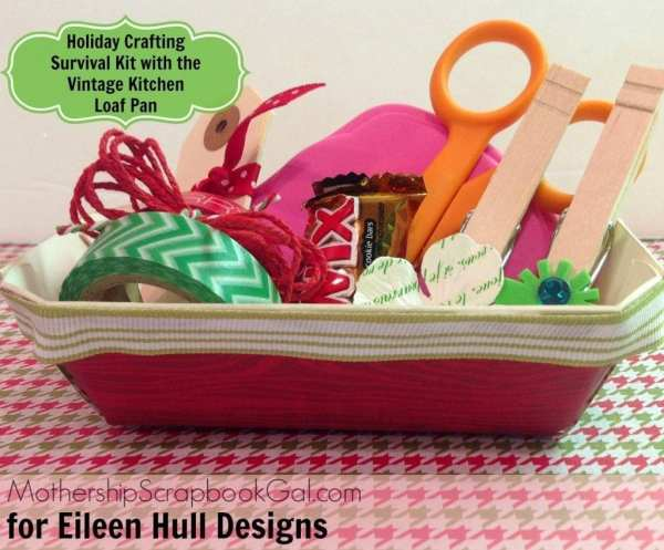 Holiday Crafting Survival Kit