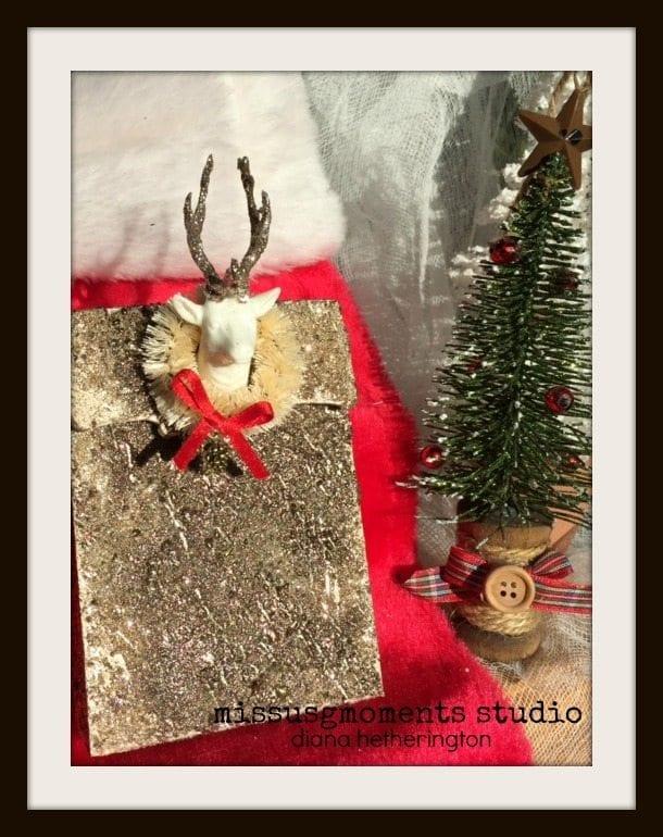Festive Gift Holder