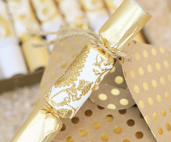 How To Make Easy New Year's Eve Party Favors