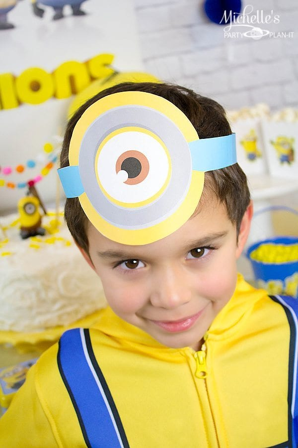 Easy Minions Party Ideas