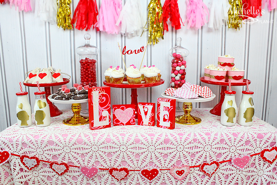 Sweetheart Valentine's Day Party
