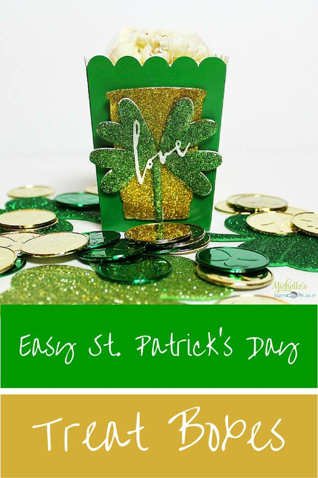 St. Patrick's Day Party Ideas | Party Gals Linky Party #17
