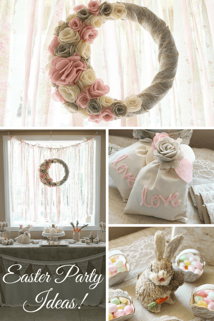 Easter Party Ideas | Party Gals Linky Party #18