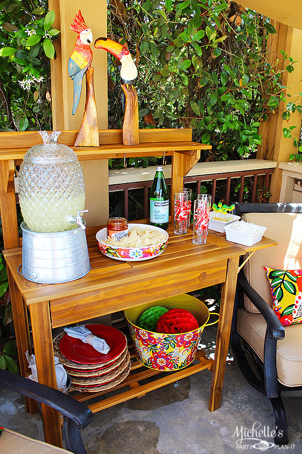 Superb World Market Outdoor Party Space Refresh