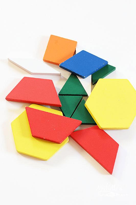 Simple Geometric Butterfly Wall Art