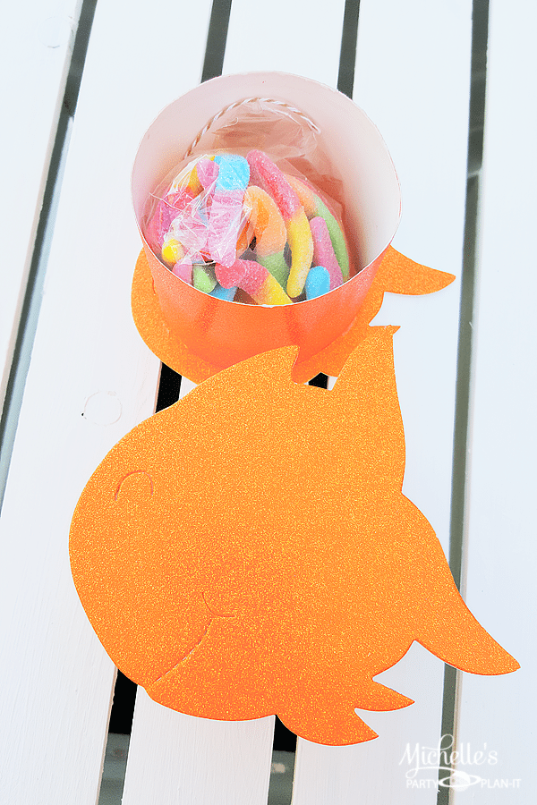 Fish Party Favor Box