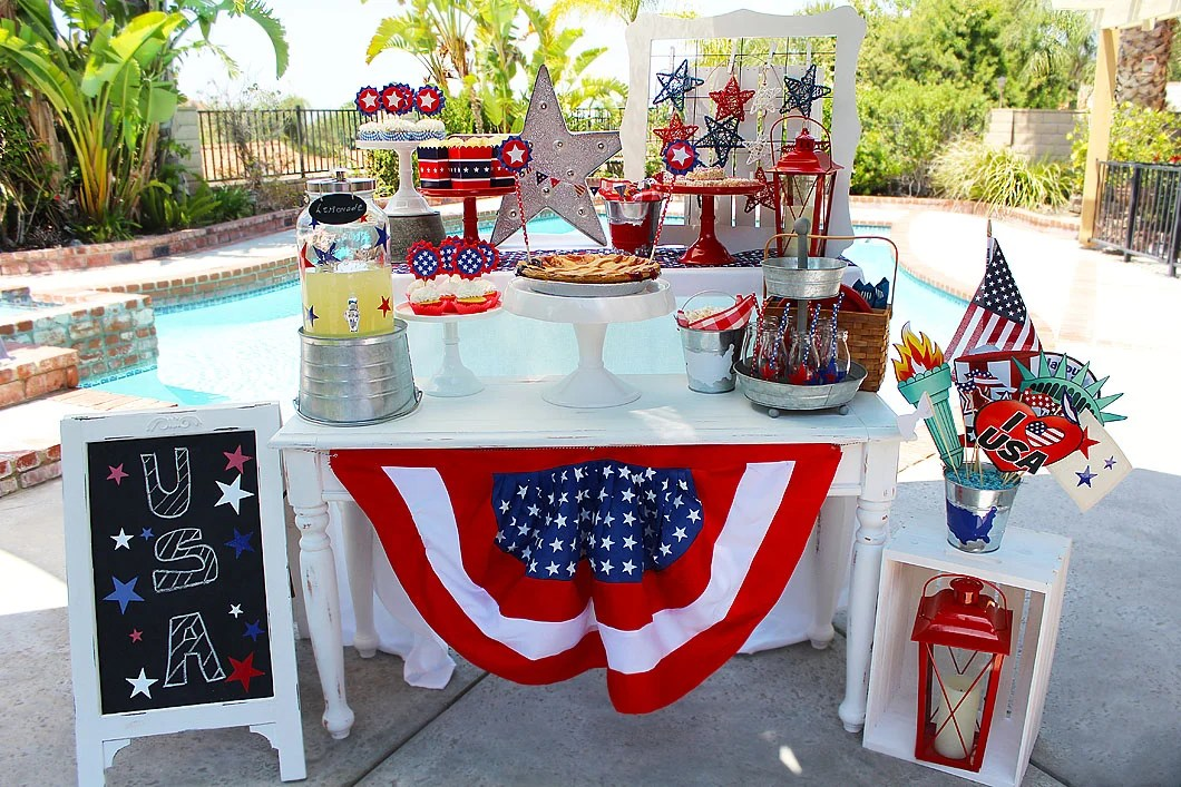 Patriotic Party Ideas