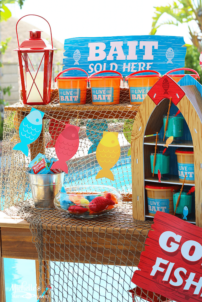 Little Fisherman Party Ideas