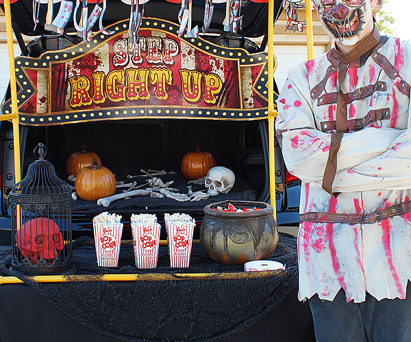 Big top terror trunk or treat 8