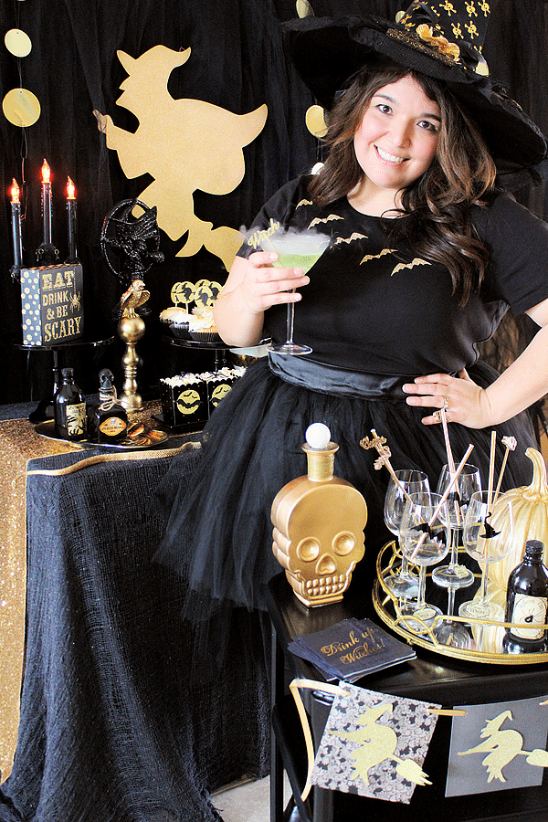 Drink up Witches Halloween Party