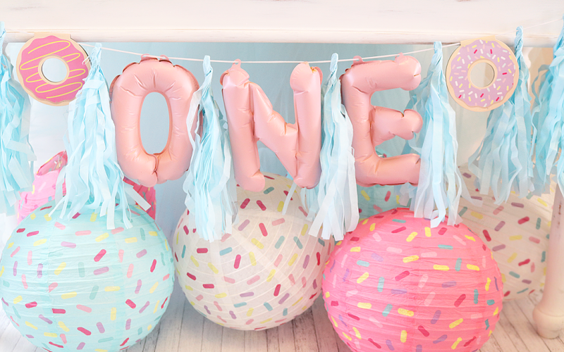 Donut first party 9
