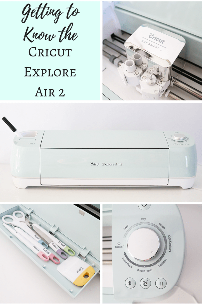 Introducing the Cricut Explore Air 2™