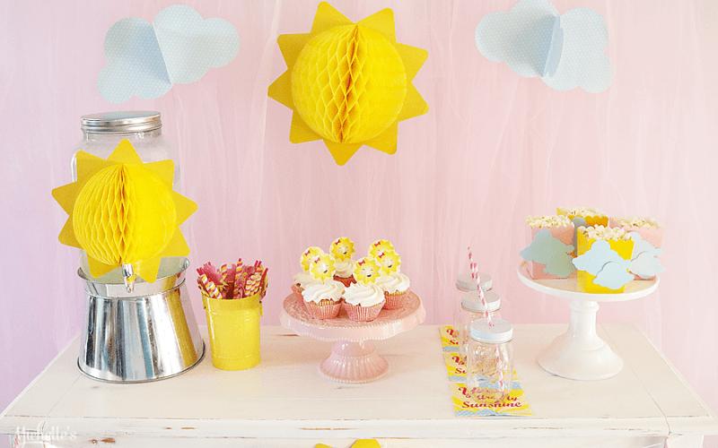 Sunshine and Lemonade Play Date