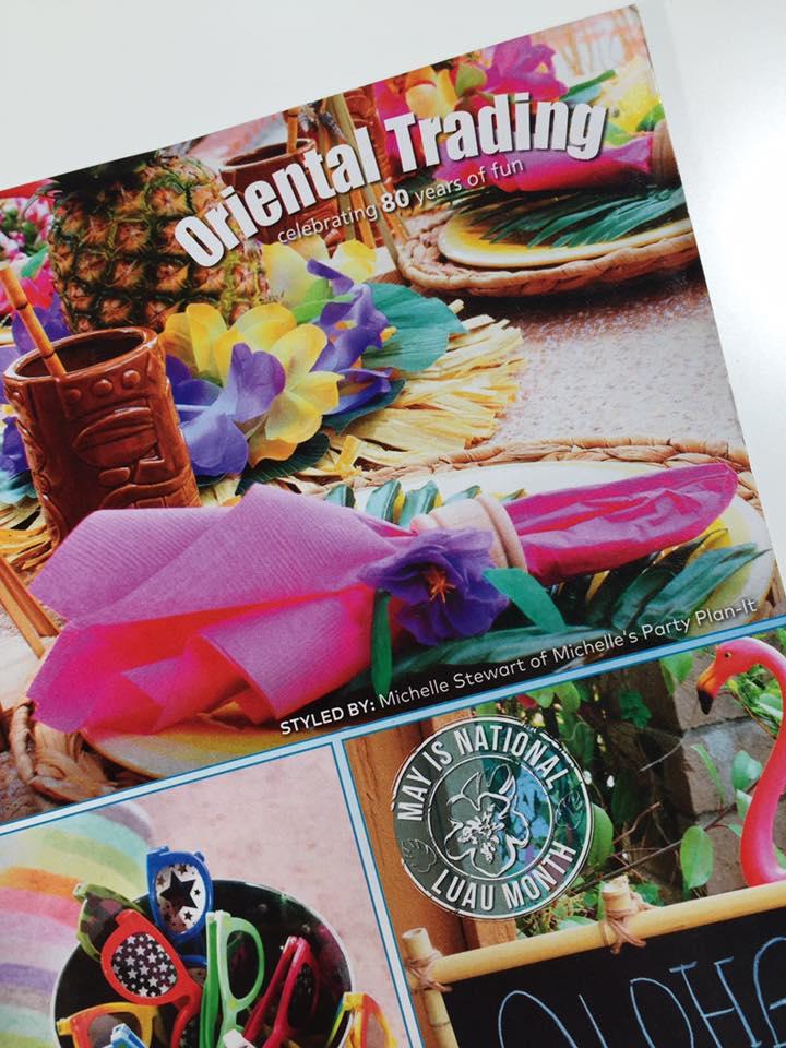 Oriental Trading Company Spring Catalog
