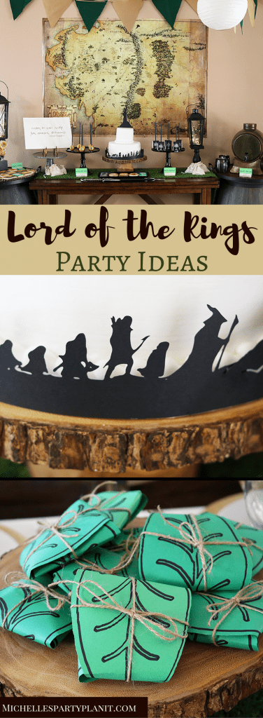 Lord of the Rings Party Ideas