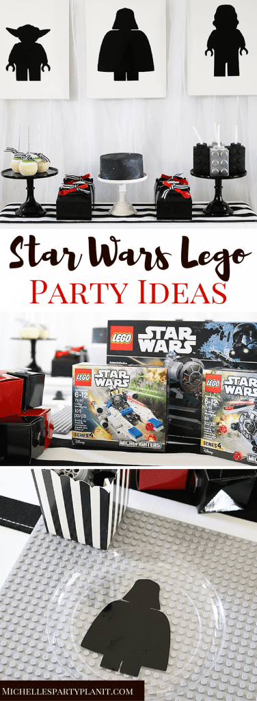 Star Wars Lego Party Ideas
