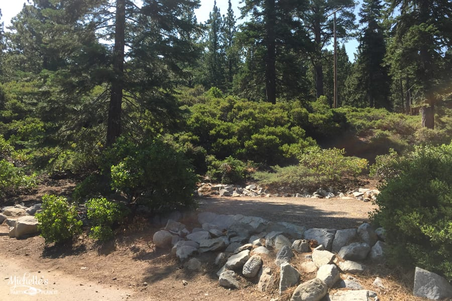 Emerald Bay Campsite