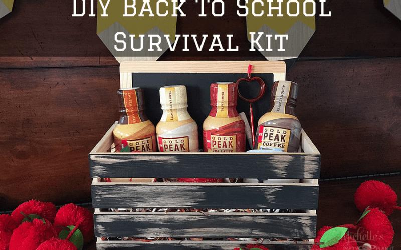 Diy back to schoolsurvival kit