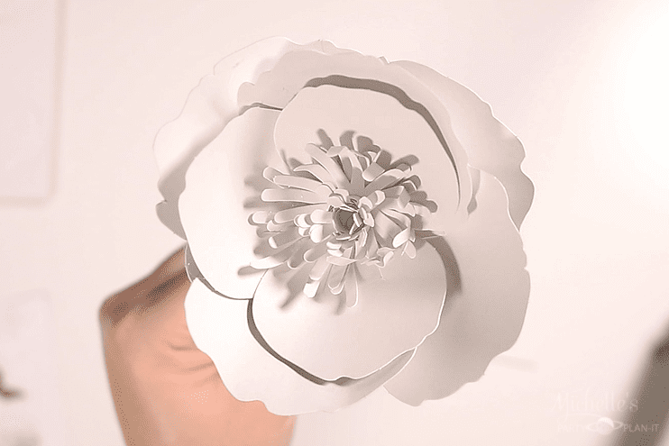 Easy Paper Flowers | Whip It Up Wednesday