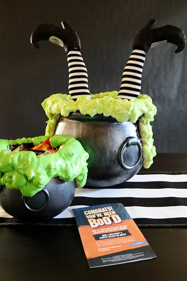 Halloween BOO Kit