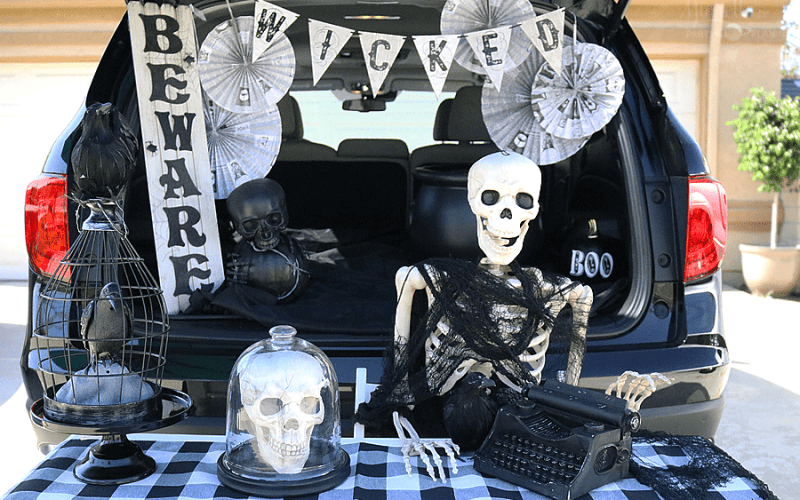 Trunk or Treat Ideas | The Working Dead