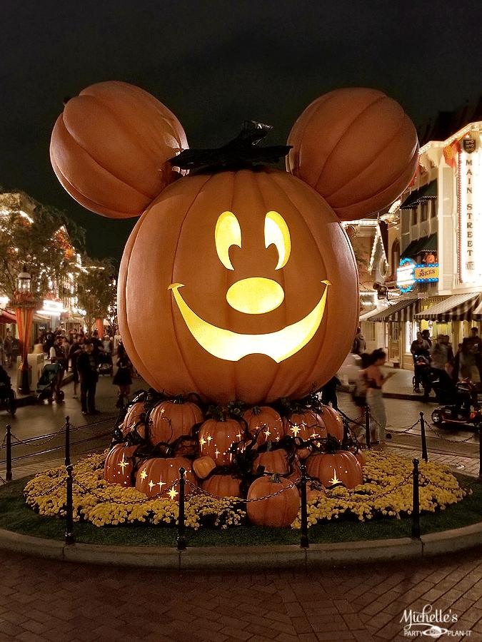 Mickey Halloween Time Main Street