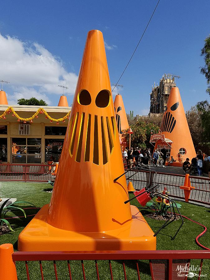 Spooky Cozy Cones
